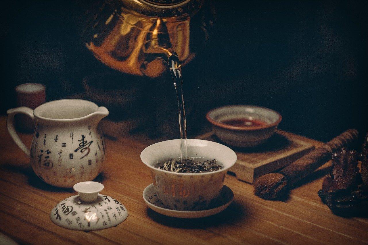 Preparer le thé