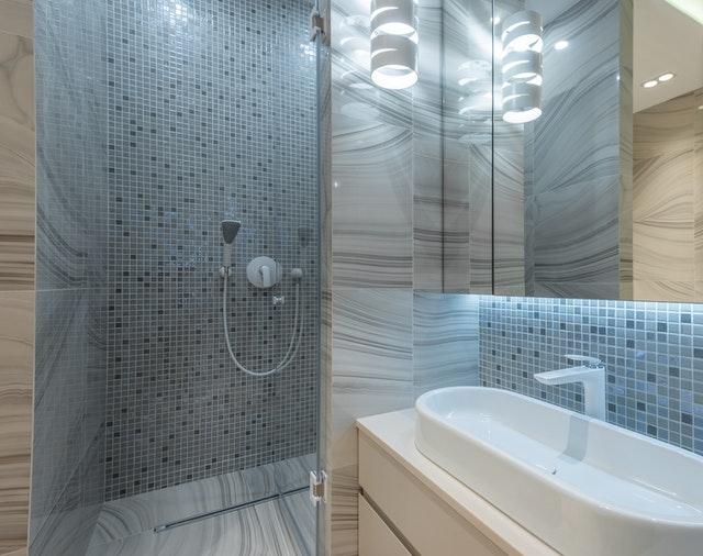 accessoire de décoration de salle de bain